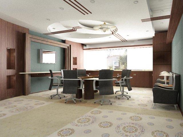 Office 09 3D Model