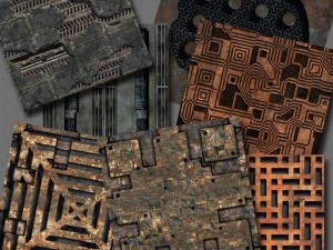 Texture Metal Collection