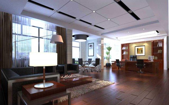 Office spaces 048 3D Model