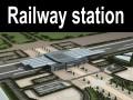 Railway station 009
