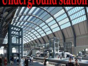 Underground station 001