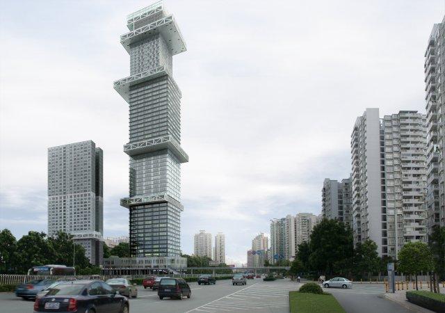 Building 033 3D Model