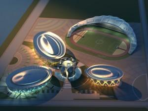3D Models Grand Stadium 023