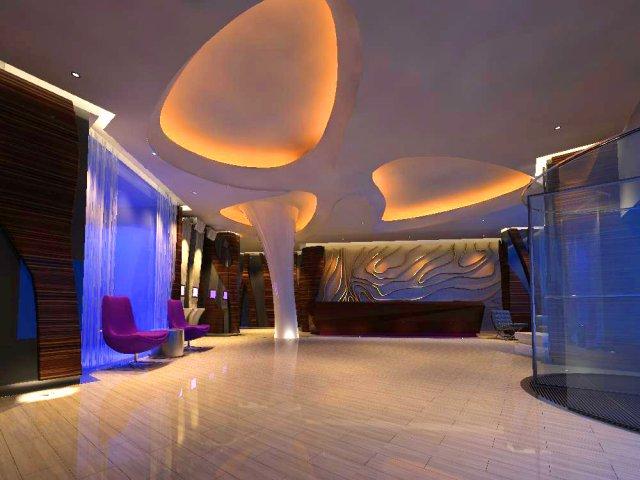 Lobby 048 3D Model