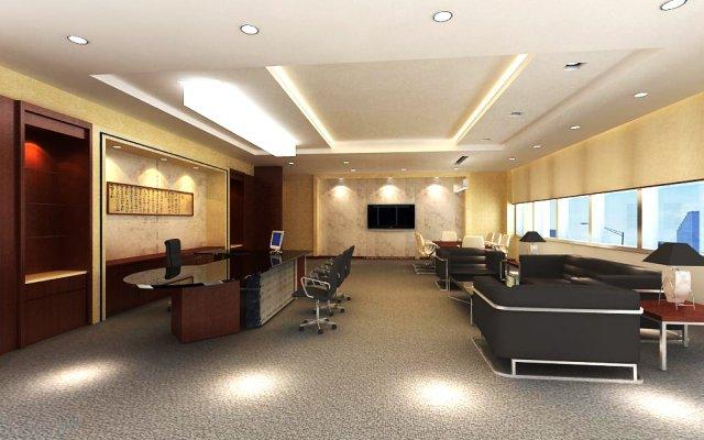 Office 077 3D Model