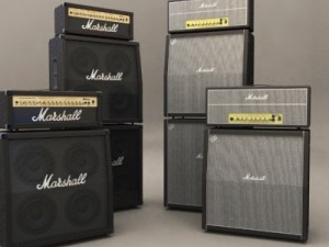 Marshall 100JH Speakers