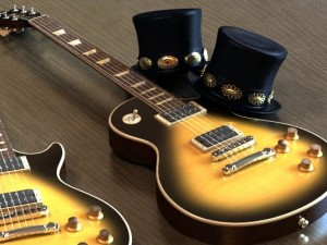 Slash Les Paul Guitar  Top Hat