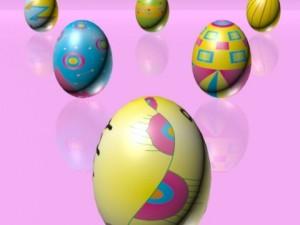 Easter Eggs Set 03