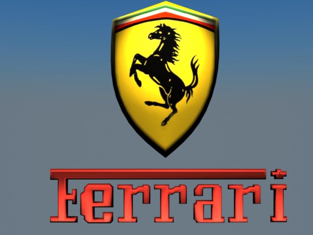 ferrari logo 3d model in other 3dexport