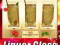 Photorealistic and High Detailed Liquor Glass