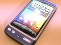 HTC Desire Photorealistic High Detail