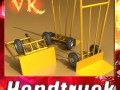 Hand Truck High Res Textures - 3D Model c4d max obj fbx ma lwo 3ds 3dm stl