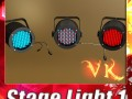 Realistic Stage light 01