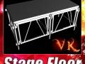 Stage Floor Platform