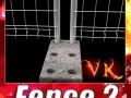 3D Model Fence 02  High Detailed