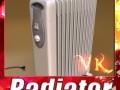 Portable Radiator High Detailed