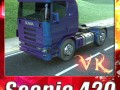 Truck Scania 420 High Detail
