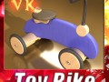 Wooden Riding Toy Bike