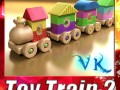 Wooden Toy Train High Res