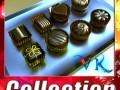 Chocolate Candy Assortment High res