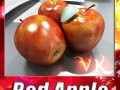 Red Apple High Detail