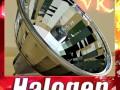 Halogen Lamp High detail