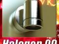 Halogen Lamp 09 Photoreal
