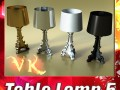 Table Lamp 05 Bourgie