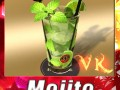 Mojito Cocktail High Detail