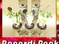 High Detailed Bacardi Bottle Mojito and Rum Shot
