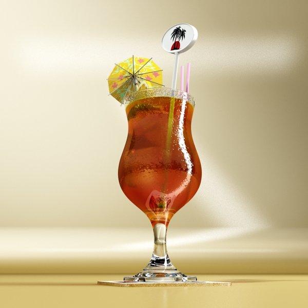 Рецепты коктейлей с ликером малибу