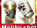 Malibu Shot Glass  High Detailed