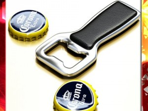 Bottle Opener and Caps