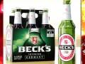Becks 6 Bottles Cardboard Pack