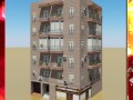 Photorealistic Low Poly Building 9