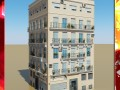 Photorealistic Low Poly Building 18