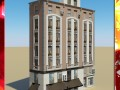 Photorealistic Low Poly Building 19