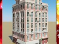 Photorealistic Low Poly Building 20
