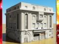 3D Models Building 42