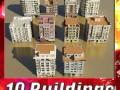 3D Models Building collection 4