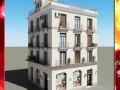 3D Models Building 47