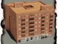 3D Models European Building 64