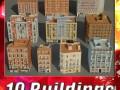 3D Models Building Collection 6170