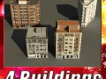 3D Models Building Collection 5  8