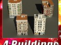 3D Models Building Collection 29  32