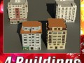 3D Models Building Collection 33  36