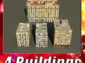 3D Models Building Collection 8992