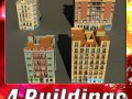 3D Models Building Collection 93  96