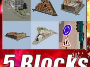 5 City Blocks Collection