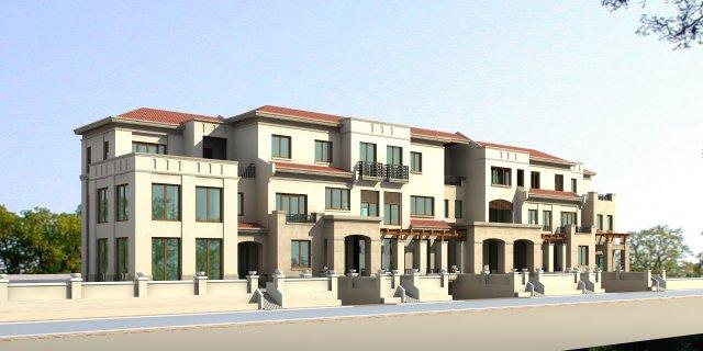 Villa 227 3D Model